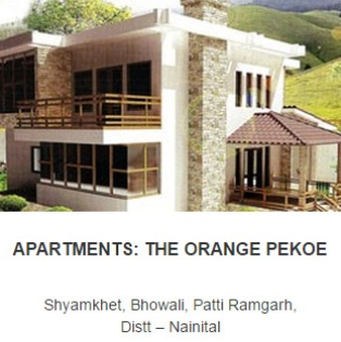 APARTMENTS: THE ORANGE PEKOE, SHYAMKHET
